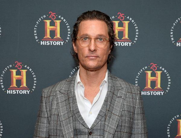 Matthew McConaughey révèle avoir été victime d'abus sexuels à l'adolescence