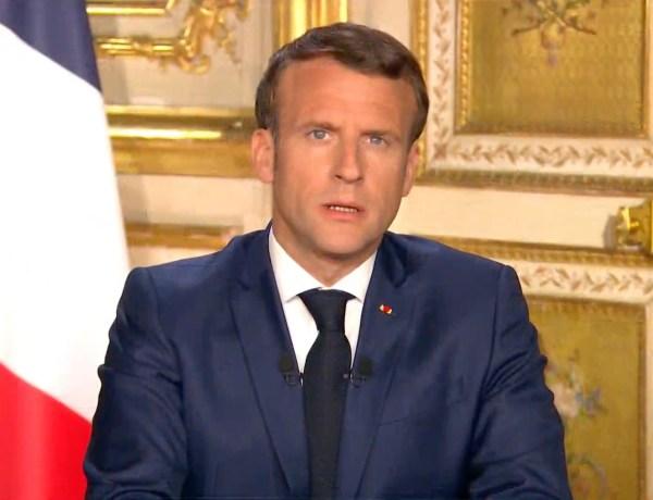 Allocution d'Emmanuel Macron : sa coupe de cheveux fait réagir les internautes
