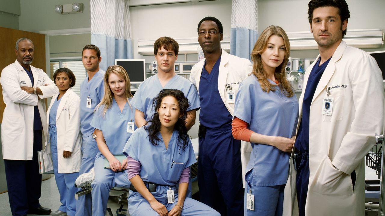 Grey's Anatomy :Isaiah Washington (Burke) critique violemment Katherine Heigl (Izzie), 13 ans après leur brouille !
