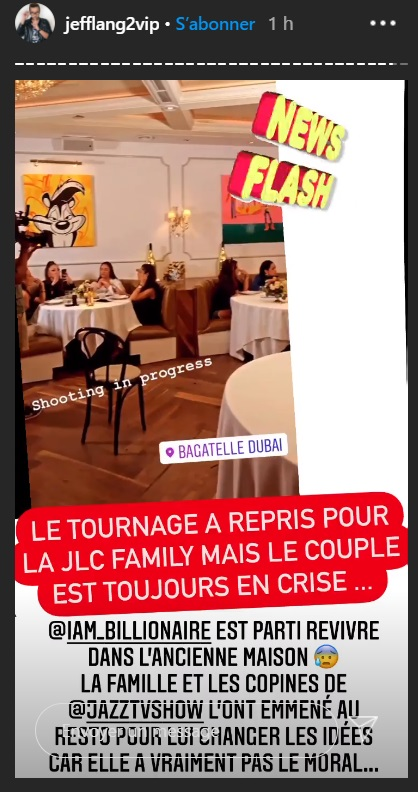 """JLC Family : Jazz et Laurent Correia au bord de la rupture ? """"Laurent est parti revivre dans l'ancienne maison"""""""