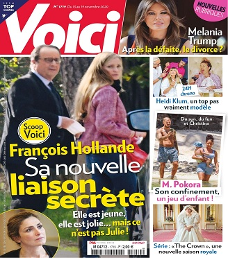 """Julie Gayet face aux rumeurs : elle s'affiche sur Instagram """"bien entourée"""""""