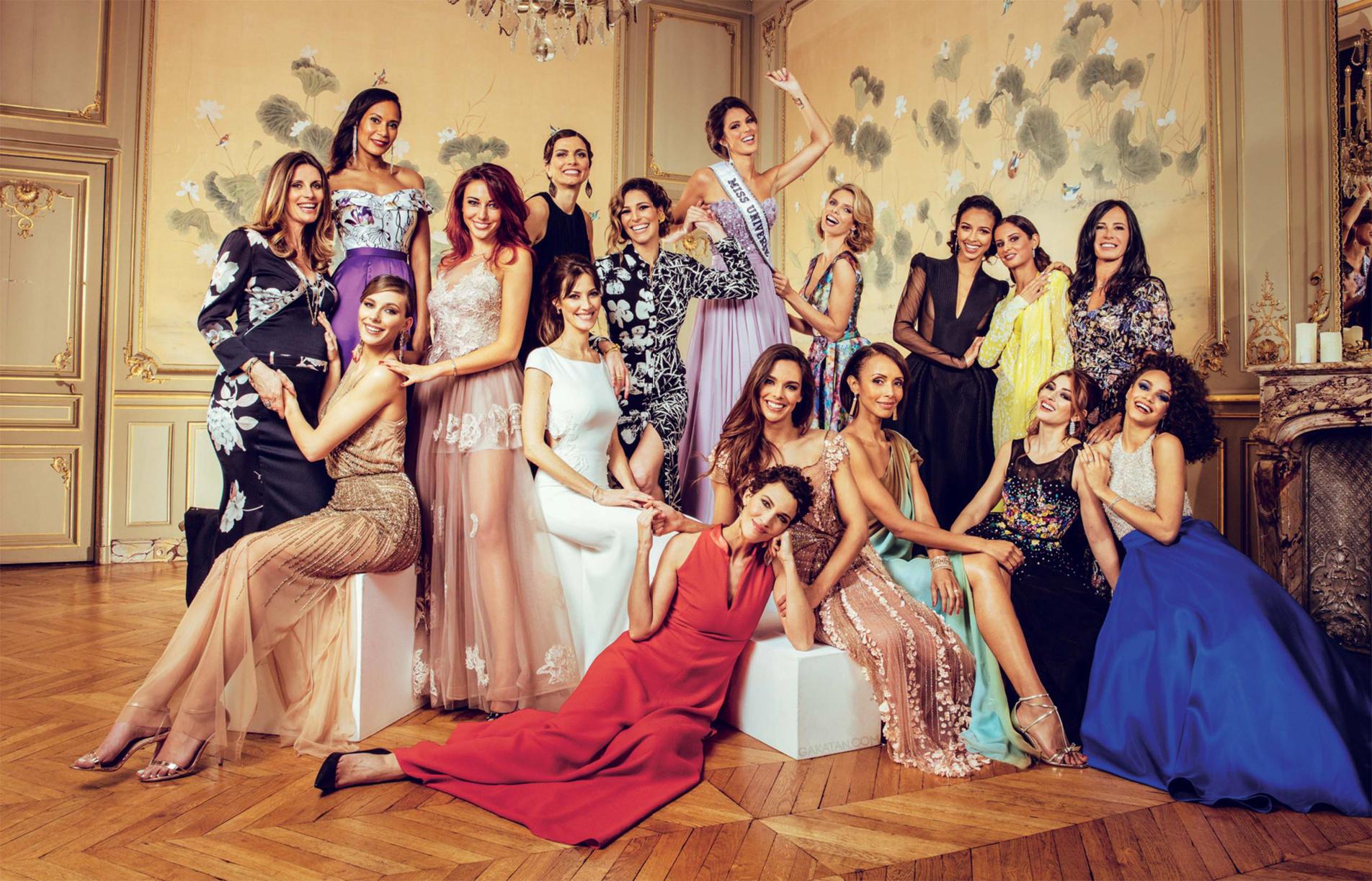 """Laury Thilleman taclée par les anciennes Miss France : """"C'est la miss insupportable"""""""