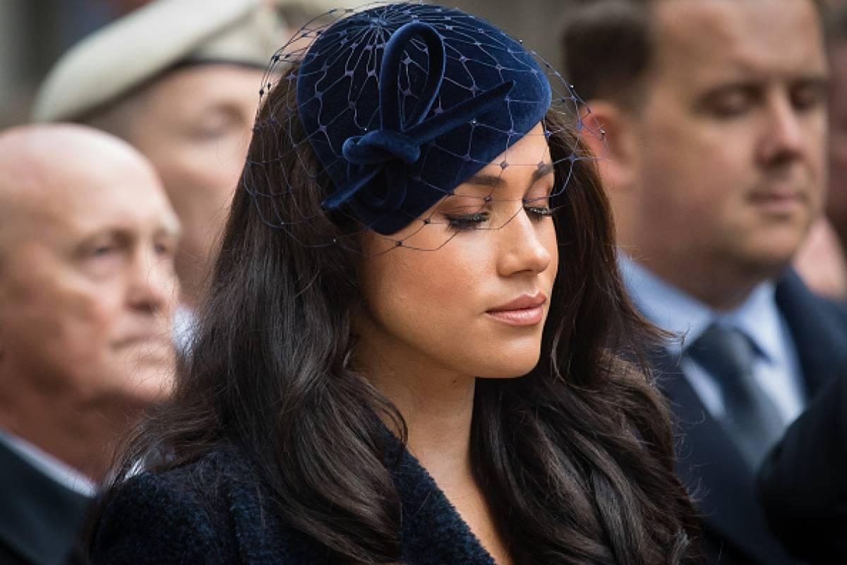 Meghan Markle : la femme du prince Harry révèle avoir été victime d'une fausse couche