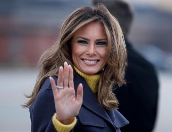 Melania Trump : cette vidéo de campagne moquée par les internautes