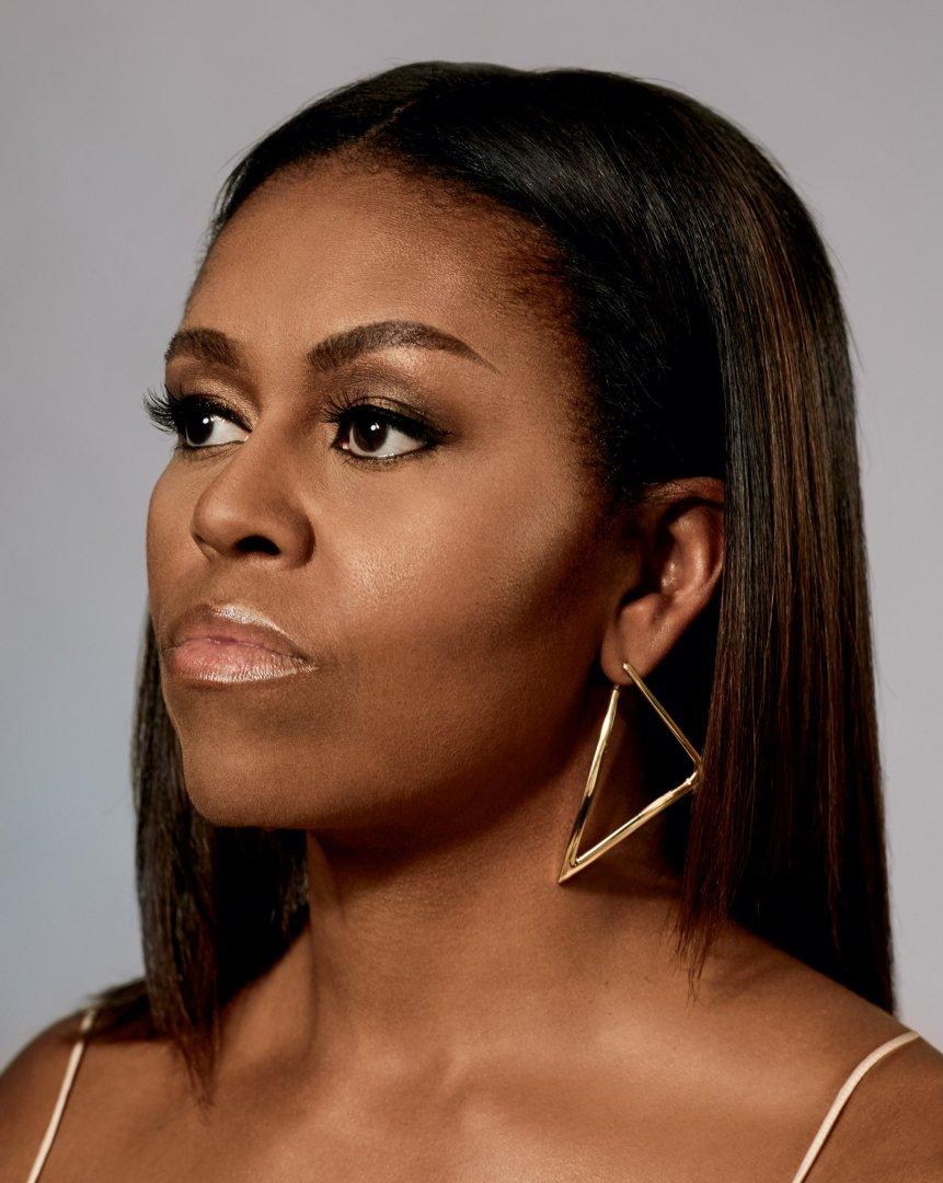 Michelle Obama pousse un coup de gueule contre Donald Trump
