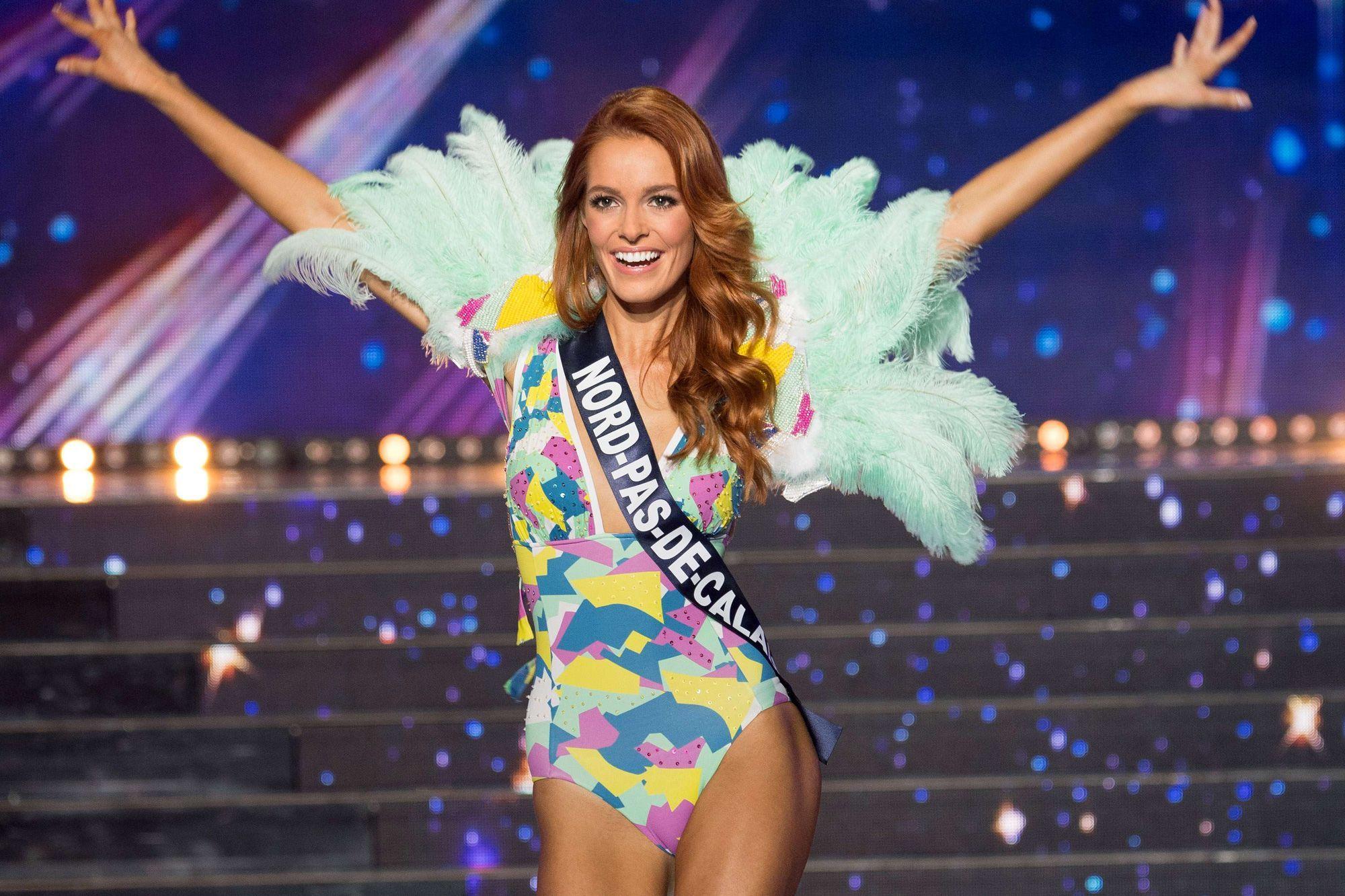 """Maëva Coucke le coeur pendant son année Miss France : """"Ce garçon s'est énormément moqué de moi"""""""