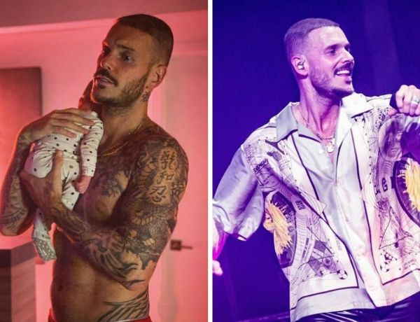 Matt Pokora : son année 2020 en 10 photos Instagram !