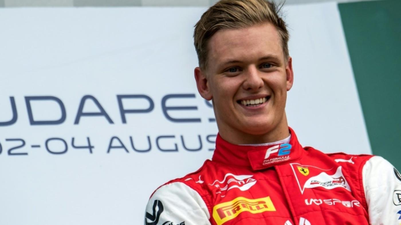 Michael Schumacher : Son fils Mick bientôt en F1, 30 ans exactement après son père