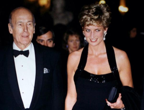 Mort de Valéry Giscard d'Estaing : l'ancien président a-t-il entretenu une liaison avec lady Diana ?