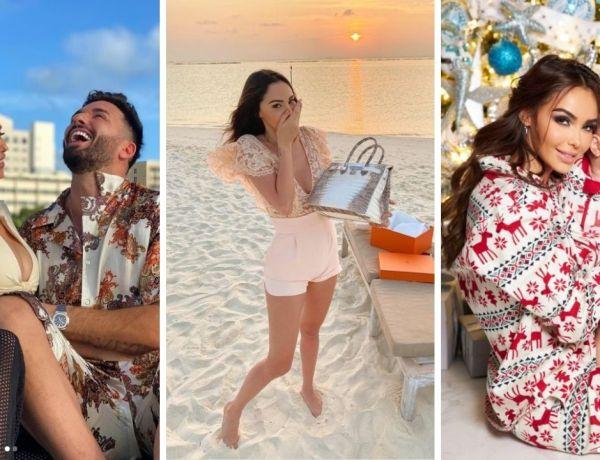 Nabilla Benattia : Son année 2020 en 10 photos Instagram