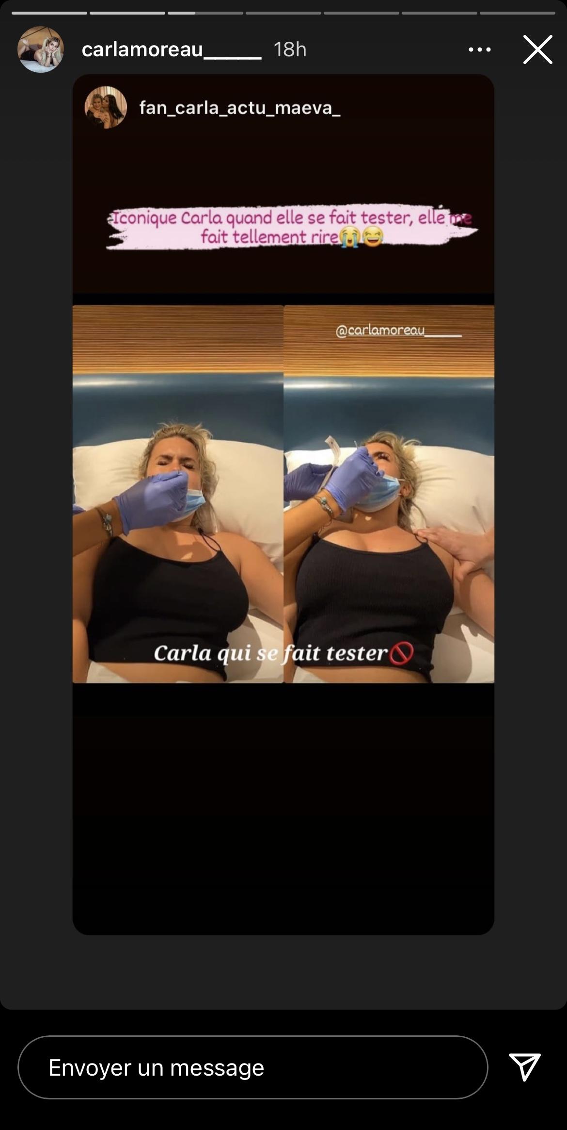 Carla Moreau à nouveau enceinte de Kevin Guedj ? Cette photo sème le doute