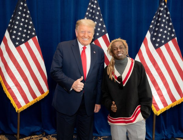 Donald Trump a gracié Lil Wayne et fait sortir Kodak Black de prison, deux rappeurs qui l'ont soutenu durant les Présidentielles
