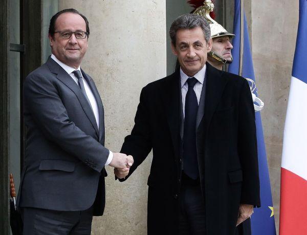 François Hollande fait une surprenante confidence au sujet de sa relation avec Nicolas Sarkozy