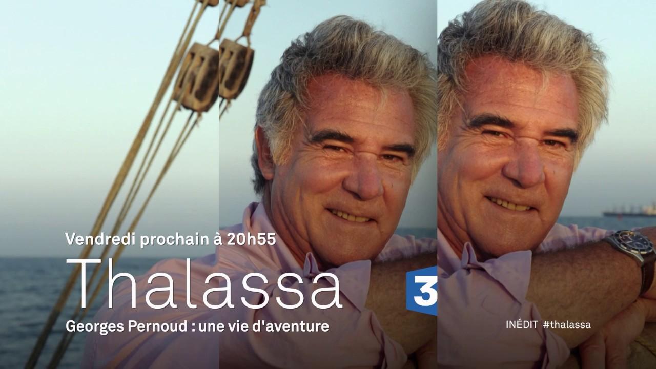 Georges Pernoud : Le présentateur historique de Thalassa est décédé