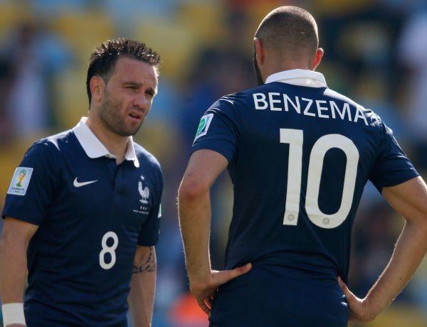 Retour de Karim Benzema en équipe de France : Mathieu Valbuena réagit