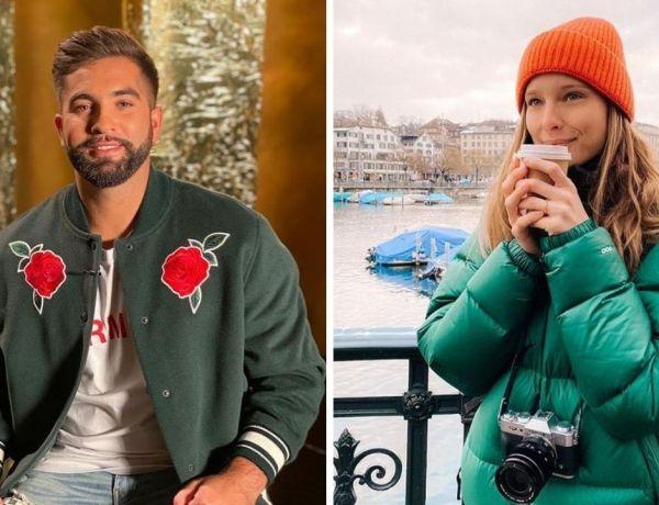 Kendji Girac et Ilona Smet s'offrent une balade romantique dans Paris : Découvrez toutes les images !