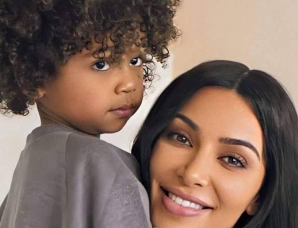Kim Kardashian : Quand Saint West se coupe tout seul les cheveux à 5 ans…