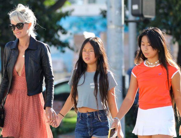 Laeticia Hallyday «en guerre» avec sa fille Jade ? Bernard Montiel balance dans TPMP