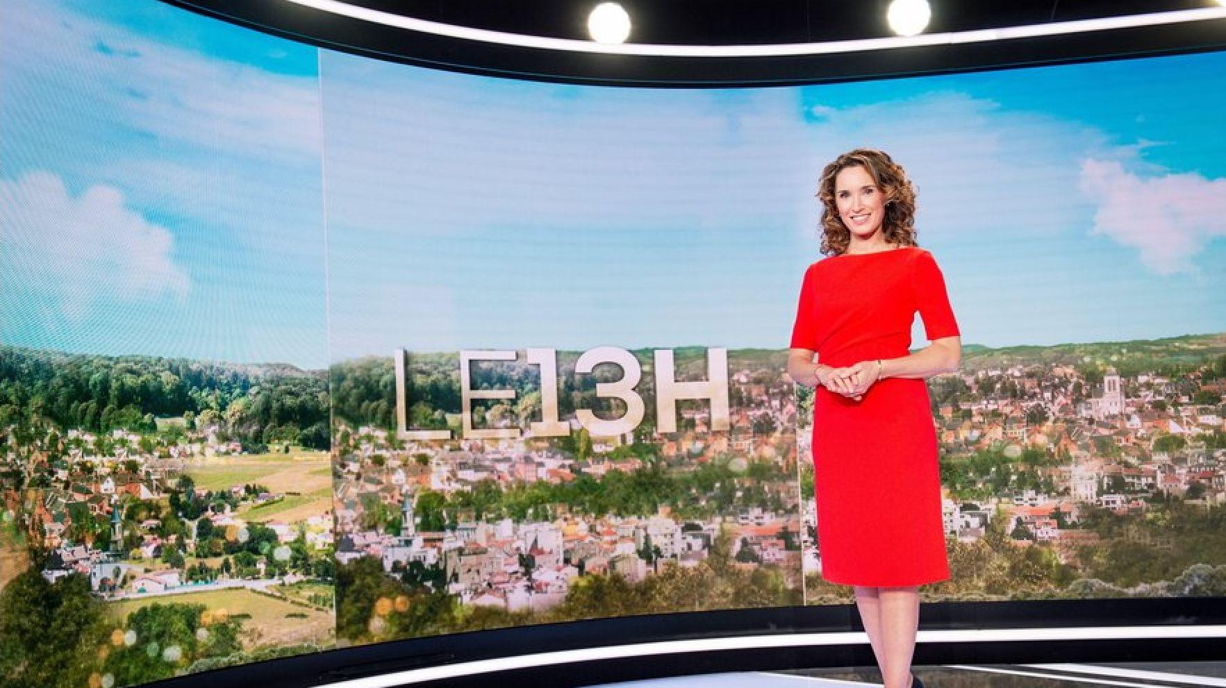 Marie-Sophie Lacarrau  @Christophe Chevalin TF1