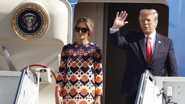 Melania et Donald Trump ne sont pas les bienvenus à Mar-a-Lago et on le leur fait bien comprendre !