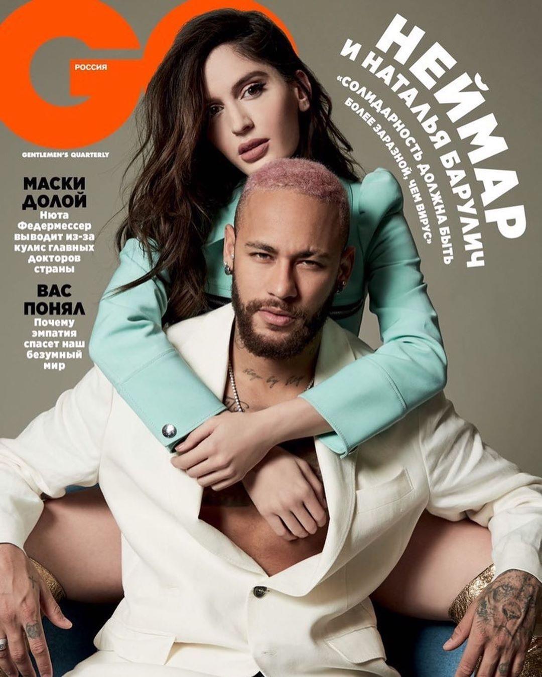 Neymar sous le charme d'une jolie candidate de télé-réalité ? Ce geste qui en dit long !