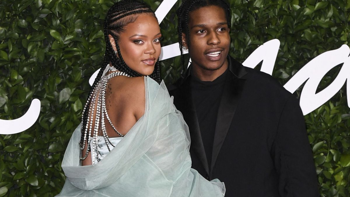 Rihanna et Asap Rocky en couple : le baiser qui confirme les rumeurs !