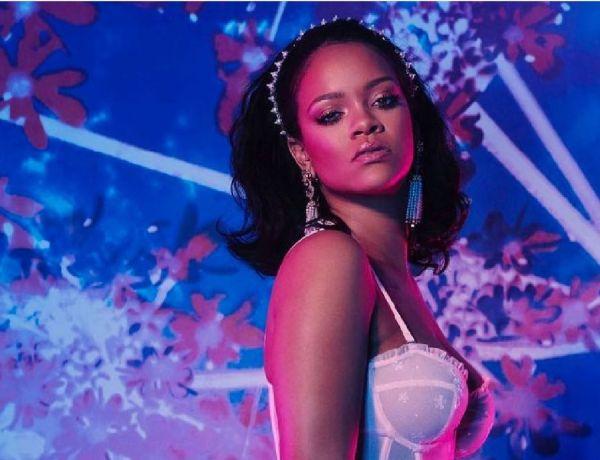 Rihanna sort les poubelles en culotte ! Son tacle à Donald Trump