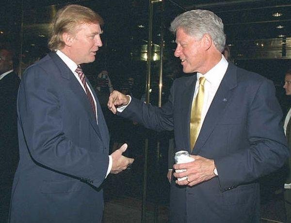 Affaire Epstein : Des vidéos compromettantes de Donald Trump et Bill Clinton bientôt révélées ?