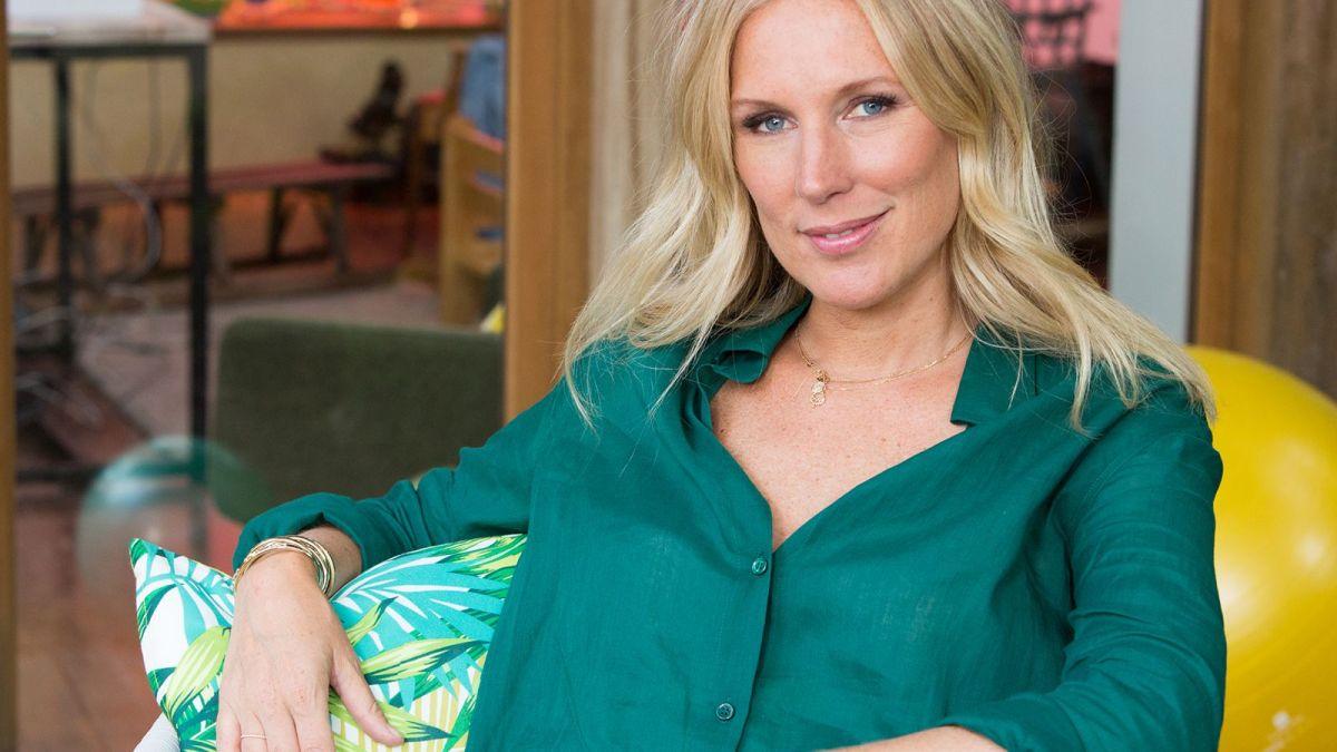 Agathe Lecaron mal à l'aise sur le plateau des Enfants de la télé : «C'est l'ex-femme de mon mari»