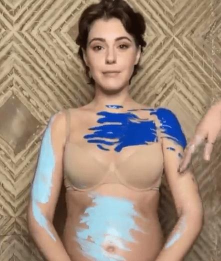 Barbara Opsomer dévoile le sexe de son bébé dans une émouvante vidéo