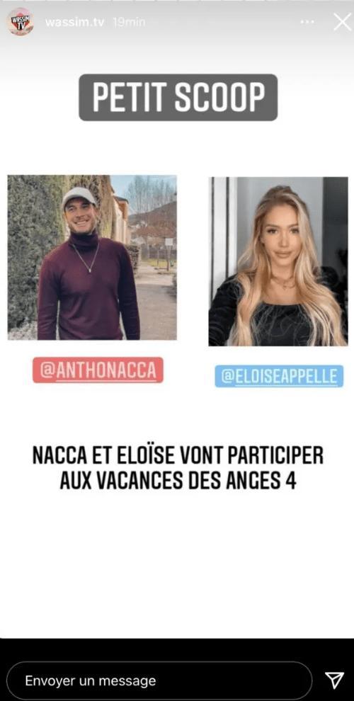 Eloïse et Nacca : en froid avec la production des Marseillais ?