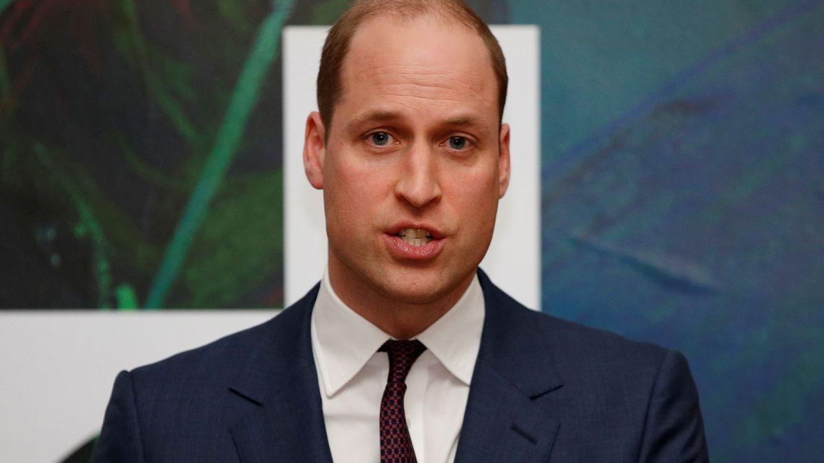 Le prince William s'engage : «Les abus racistes sont méprisables et doivent cesser maintenant»