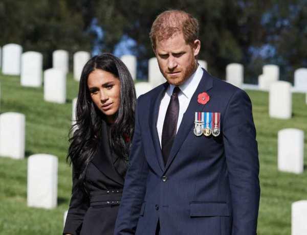 Meghan Markle et le prince Harry perdent officiellement leurs titres royaux !