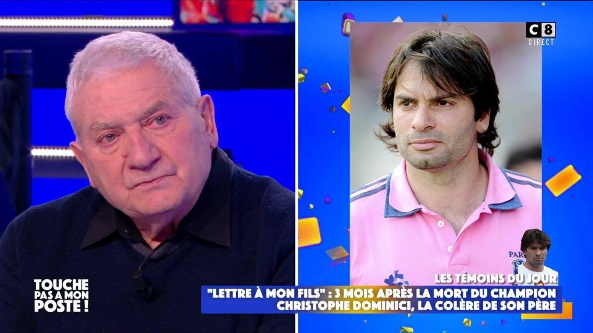 Mort de Christophe Dominici : Les terribles confidences de son père «Je ne savais rien»