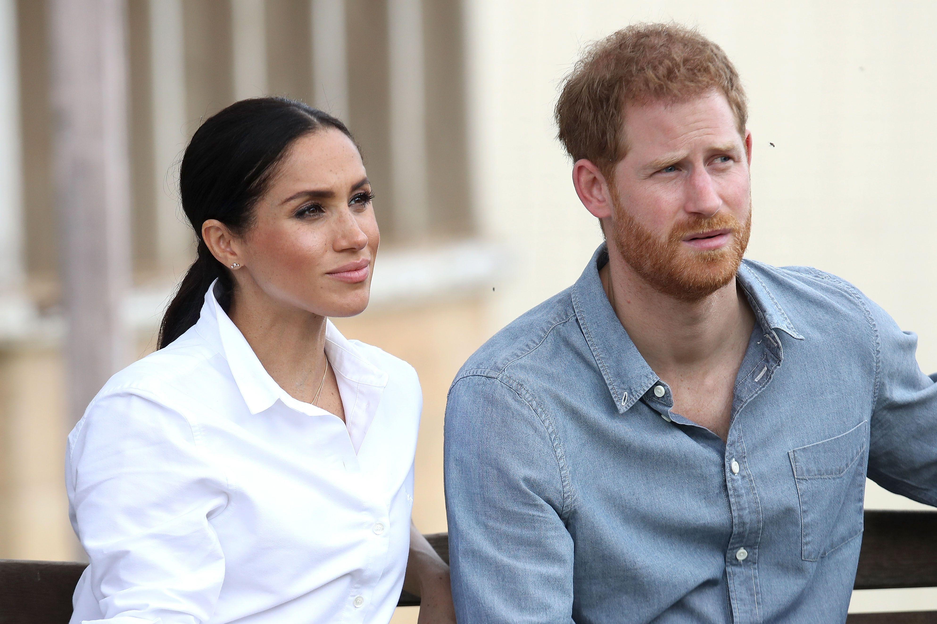 Prince Harry et Meghan Markle interview