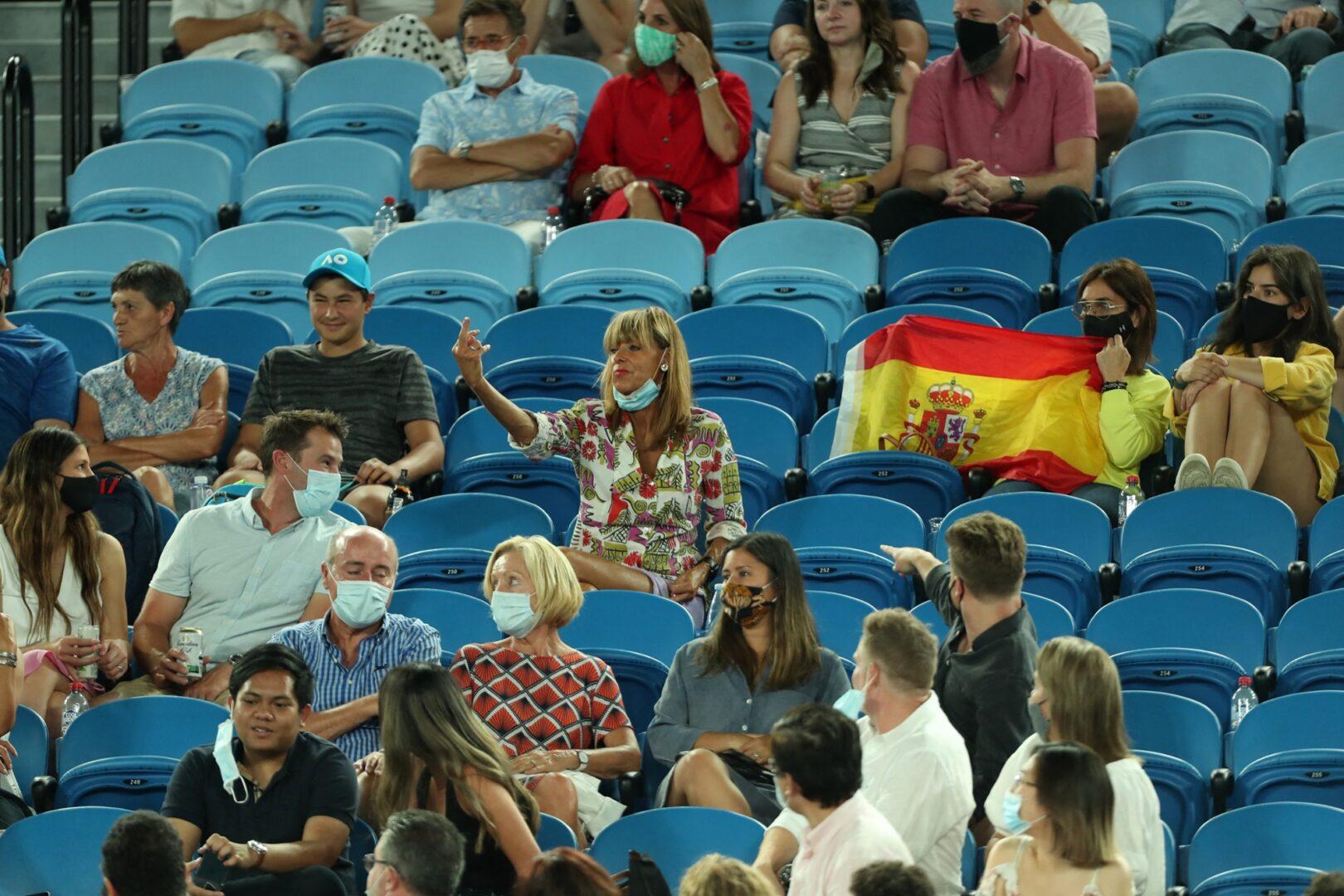 Rafael Nadal : Interrompu par une spectatrice, il a une réaction plutôt étonnante