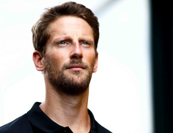 Romain Grosjean : Il raconte l'expérience de mort imminente qu'il a vécue lors de son accident