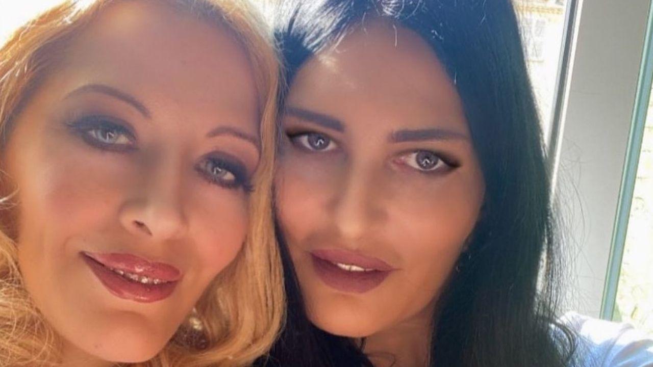 Loana et Sylvie Ortega Munos @Instagram