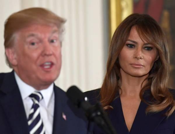 Donald et Melania Trump au bord du divorce ? L'étrange confidence de l'ancien président