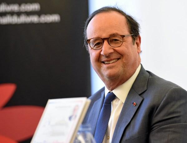 François Hollande fan de Booba ? Son incroyable révélation lors d'une interview