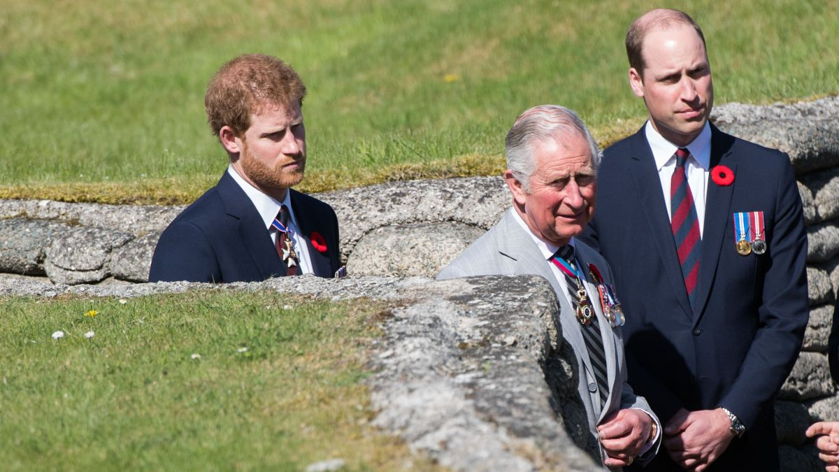 Interview du prince Harry et de Meghan Markle : Charles et William «profondément attristés»