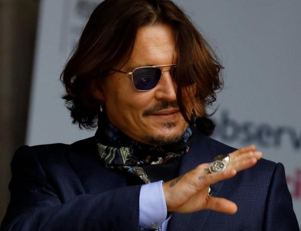 Johnny Depp, un mari violent avec Amber Heard ? Sa nouvelle défaite au tribunal