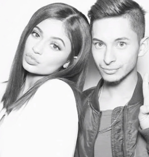 Kylie Jenner et Samuel Rauda