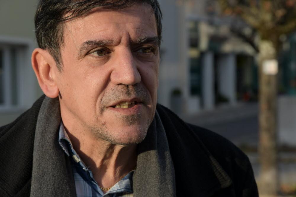 Christian Quesada @ Le Progrès/Jean-Pierre BALFIN