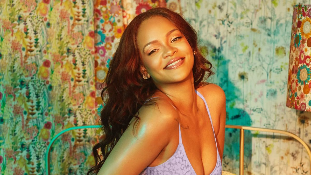 Rihanna en lingerie : Elle fait grimper la température sur la toile