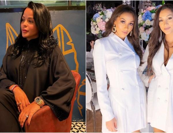 Sarah Fraisou menace Rania : Sa sœur Jumelle Rawell réplique : «On a un octogone à préparer»