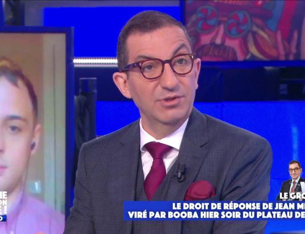 TPMP : Jean Messiha tacle les chroniqueurs de l'émission «Je ne les aime pas»