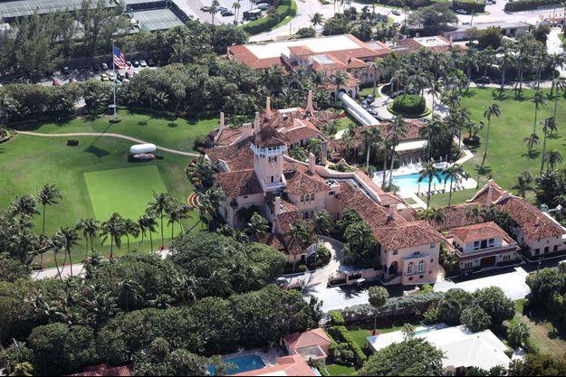 Mar-a-Lago, le club privé de Donald Trump
