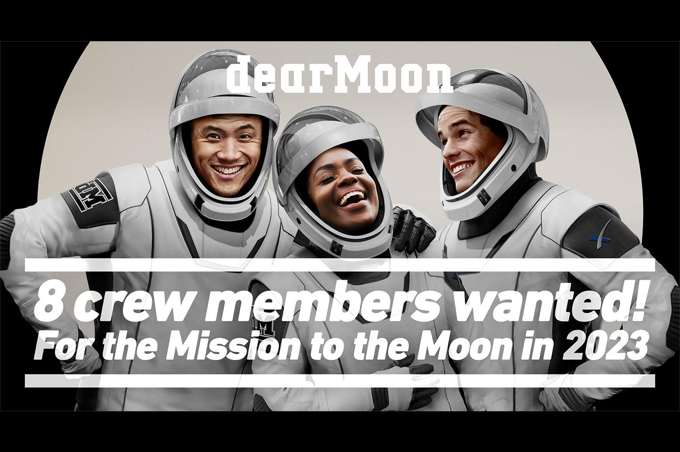 Yusaku Maezawale milliardaire japonais invite 8 personnes à aller sur la lune