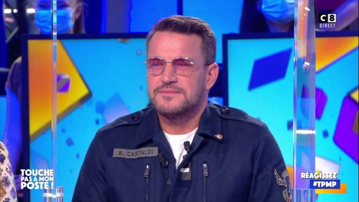 Benjamin Castaldi inquiet que son opération des yeux soit ratée après la remarque de Cyril Hanouna